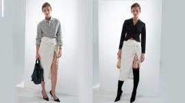 Two Ways to Wear This Season's Fringe Trend in an Altuzarra Skirt