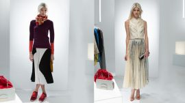 Two Ways to Style a Pleated Proenza Schouler Skirt