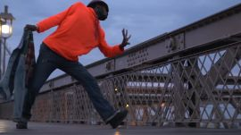 Storyboard P and the Brooklyn Bridge