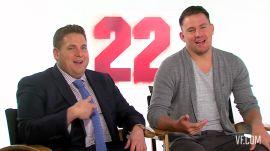 Channing Tatum, Jonah Hill, Phil Lord, and Chris Miller Talk 22 Jump Street