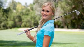 Blair O'Neal Shows You How to Hit a Low Stinger Shot