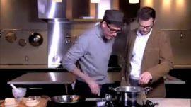 Making Cacio e Pepe with Chef Mark Ladner