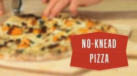 No-Knead Pizza Dough with Baker Jim Lahey