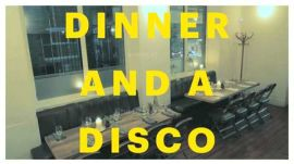 Dinner and a Disco: A Night at The Clove Club