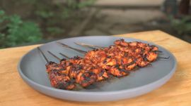 The BA Summer Grilling Manual: Chicken Sambal Skewers
