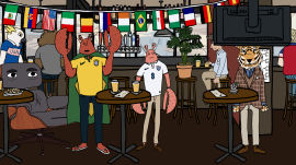 The Easiest Way to Become a Bandwagon Soccer Fan During the World Cup