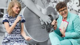 Taylor Swift Answers a Lightning Round of Fan Questions