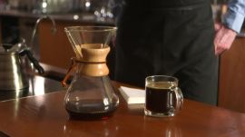 How to Brew Coffee with a Chemex
