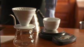 How to Brew Coffee with a Hario V60