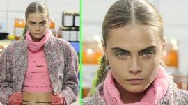 Recreating the Chanel Neon Cat Eye