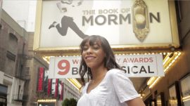 Book of Mormon and Les Mis Star Nikki M. James Shares How She Turned Her Childhood Dream into a Reality
