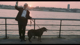 "Loudon Wainwright's ""Man & Dog"""