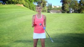 Anna Rawson Shows You How to Add Backspin with an Iron