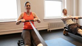 """""""This Sh*t's Hard:"""" The City Row Full-Body Workout"""