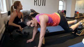 Can You Survive City Row as a Workout Novice?