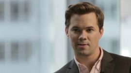 "Andrew Rannells ""Eats Like a Tapeworm"" Now that He's Hedwig"