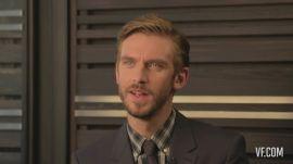 Dan Stevens on Channeling Uma Thurman in Kill Bill
