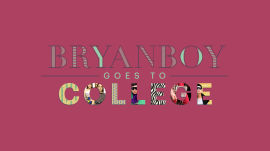 See Fashion Blogger Bryanboy Get the Inside Scoop on Campus Style: Series Trailer