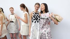 The Look of Giambattista Valli Spring 2015