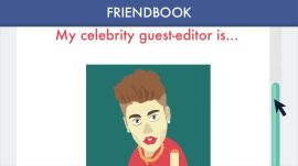 How to Delete Friends (By Impersonating Justin Bieber)