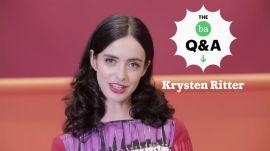 BA Q&A: Krysten Ritter - Bon Appetit