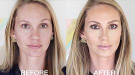 Makeup Tips for Brown-Eyed Blondes