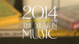 The Music of 2014, with Sasha Frere-Jones