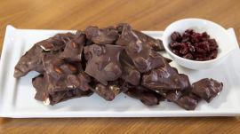 Try This Chocolate Indulgence: Chocolate Cherry Bark