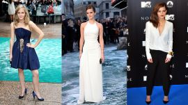 Emma Watson: From Hermione to Burberry