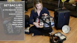 What's Inside a Celebrity Makeup Artist's Kit