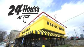 Andrew Knowlton's 24 Hours at Waffle House
