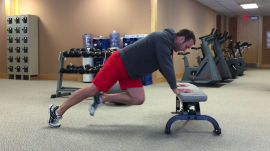 Fitness Friday: Two Great Exercises For Your Downswing