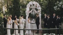 A Glamorous Spring Wedding in San Diego