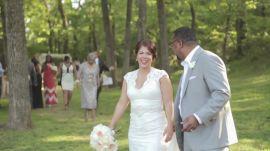 One Couple's Arkansas Barn Wedding