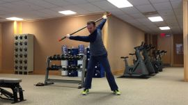 Fitness Friday: An Easy Pre-Round Warm-Up