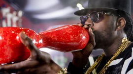 Getting Really Ridiculously High with 2 Chainz