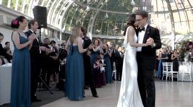 A Vintage-Inspired Wedding at the Brooklyn Botanic Garden
