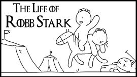 Game of Thrones: The Life of Robb Stark