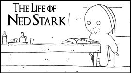 Game of Thrones: The Life of Ned Stark