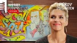 Saul Goodman's Epic Acid-Trip Infomercial by Better Call Saul Co-Star, Rhea Seehorn
