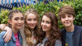 Join Rowan and Sabrina from 'Girl Meets World' at Disney's California Adventure