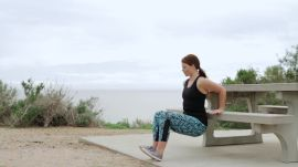 Hit the Bench: Tone All Over With These Do-Anywhere Moves