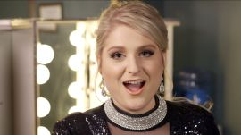 Go Backstage with Meghan Trainor on Her First World Tour