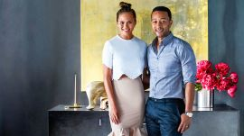 John Legend and Chrissy Teigen Welcome You Into Their NYC Home