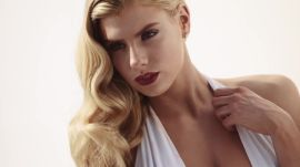 Behind the Scenes with Bathing Beauty Charlotte McKinney
