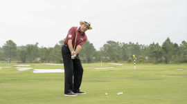 David Leadbetter: The A Swing Backswing
