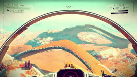 The Universe of No Man's Sky