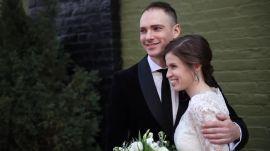 One Couple's Sweet Spring Wedding in Brooklyn