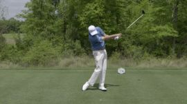 Swing Analysis: Bill Haas