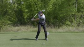 Swing Analysis: Sergio Garcia